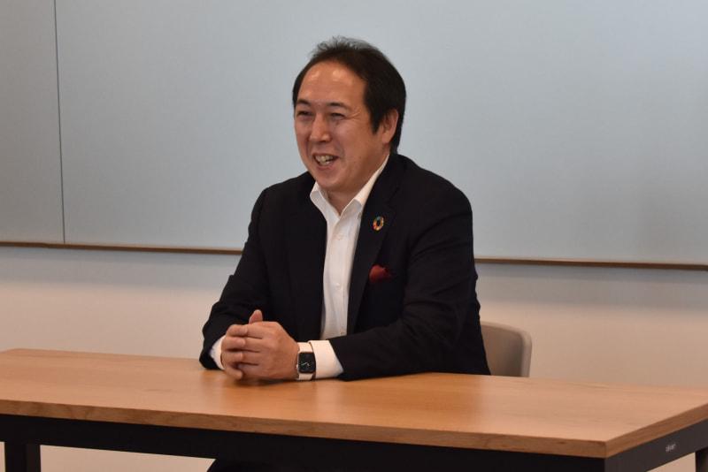 ソフトバンク常務執行役員の寺尾 洋幸氏