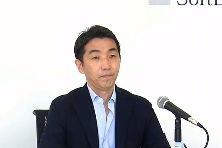 ソフトバンク常務執行役員の菅野 圭吾氏