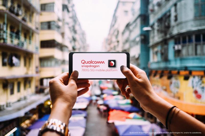 クアルコムが新チップセット「Snapdragon 780G 5G」を発表