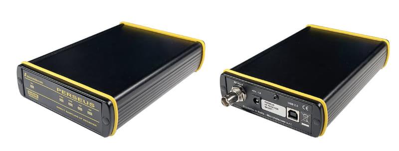 ソフトウェアラジオと言えば、俺的には「PERSEUS」。2012年に購入した短波受信用のソフトウェアラジオのハードウェア部分だが、この箱にアンテナをつなぎ、WindowsパソコンとUSB接続して専用アプリを使うと、もの凄い性能の短波ラジオが構成される。それまで使っていたハードウェアのBCLラジオが、このPERSEUSにより凄い勢いで過去の遺物感をまとってしまい、俺のBCLライフを一変させてくれた。