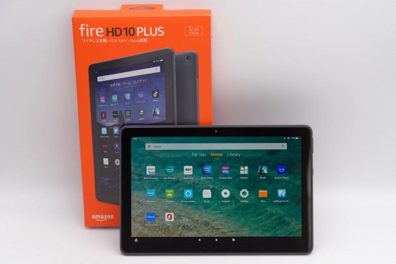 「Fire HD 10 Plus」