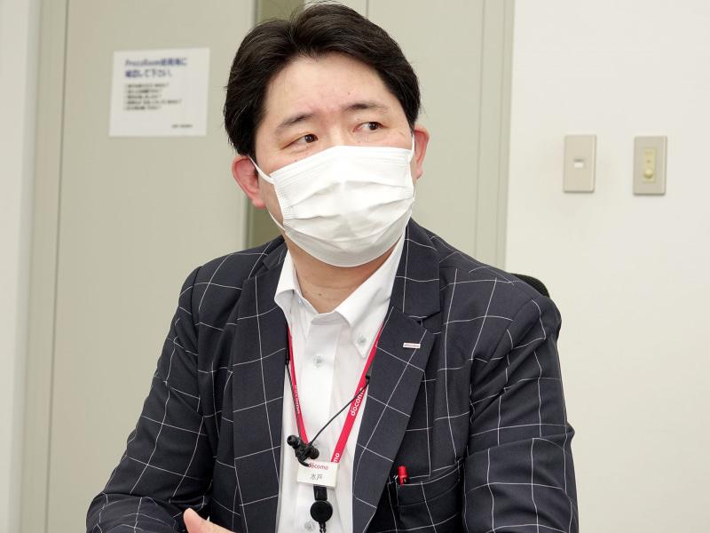 エリア品質部門 品質企画担当課長の水戸 章人氏