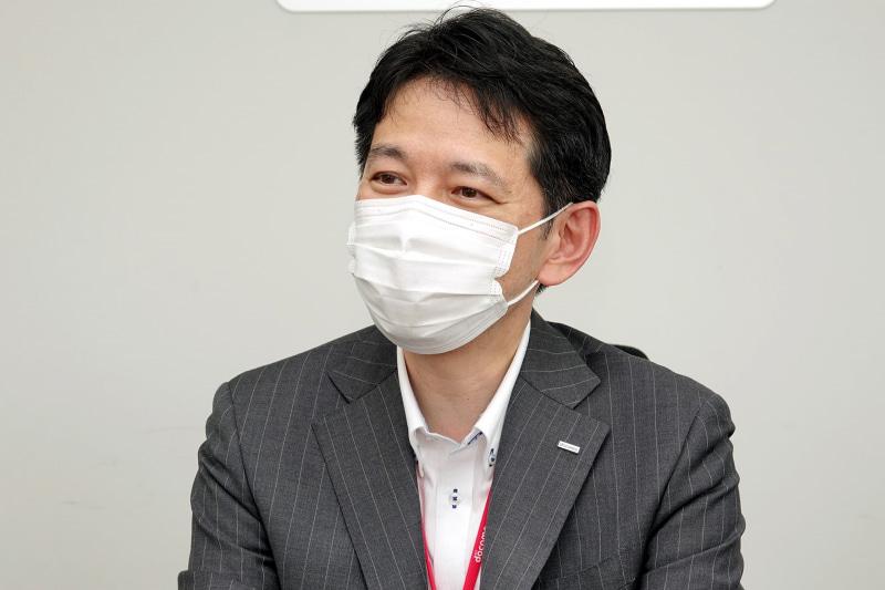NTTドコモネットワーク本部無線アクセスネットワーク部長 平本 義貴氏