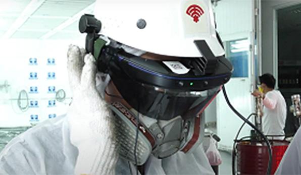 5Gクロスボーダー基盤を活用した遠隔作業支援
