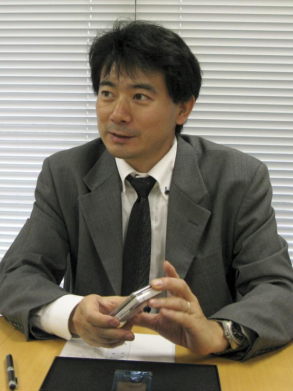 シャープの中田氏