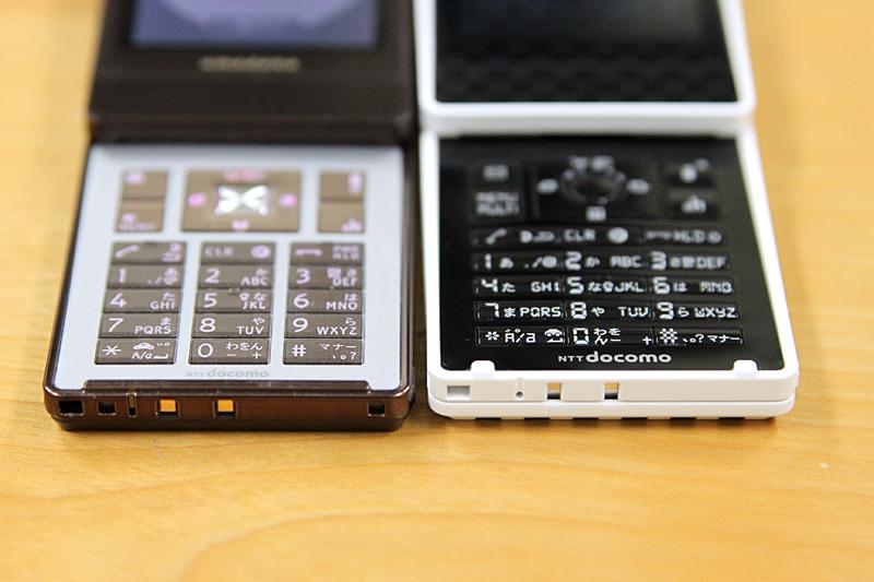 N-04A(左)との比較