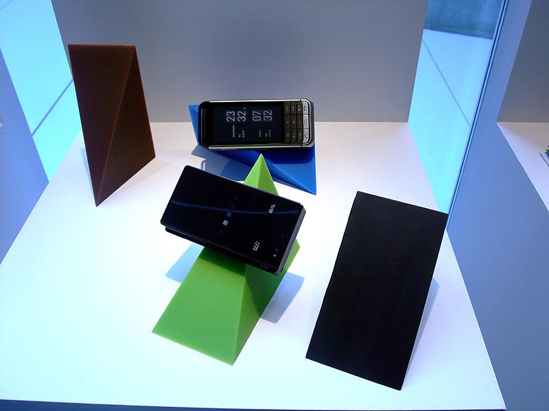 MONOLITHOLD/熊谷彰博。シリコン素材の他用途と携帯ホルダー