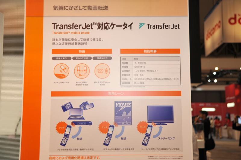 TransferJetの概要