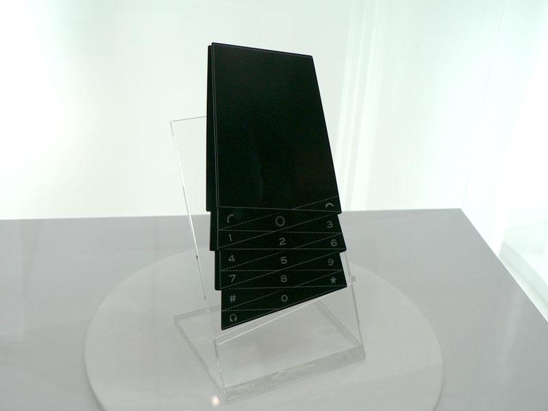 準グランプリ(ドリーム部門)の「FOLD-A-PHONE」