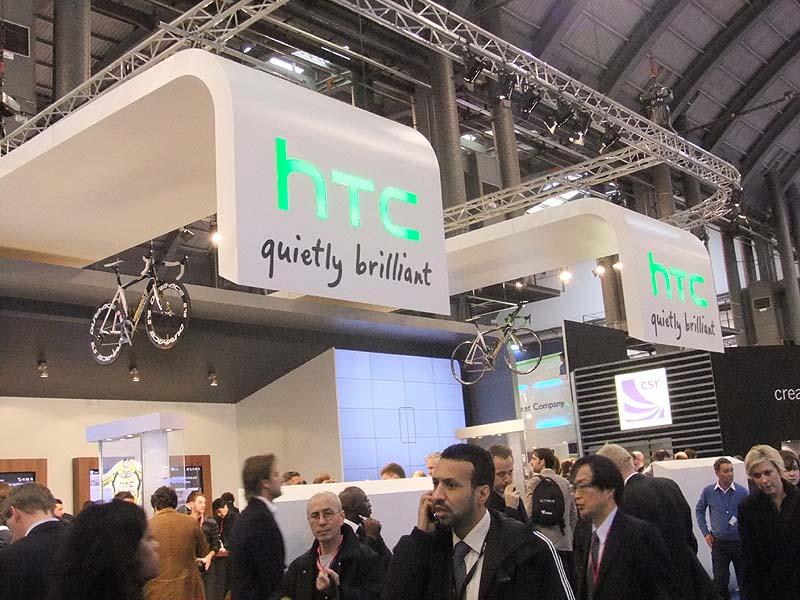 HTCブース