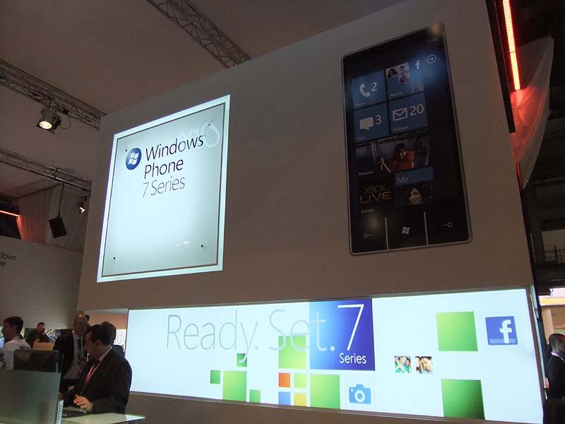 Windows Phone 7 Seriesの紹介