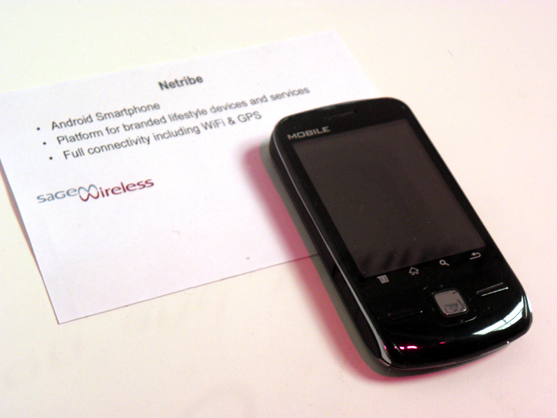 Android端末を投入する予定のSagem Wireless