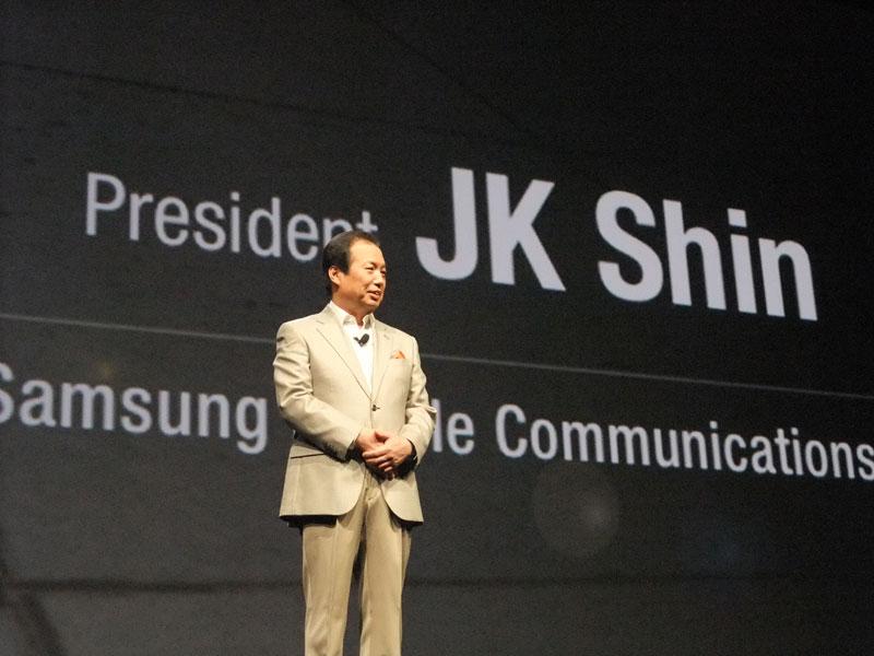 JK Shin氏