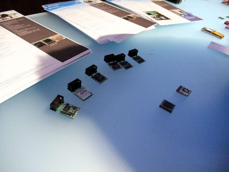 小型化された通信モジュール