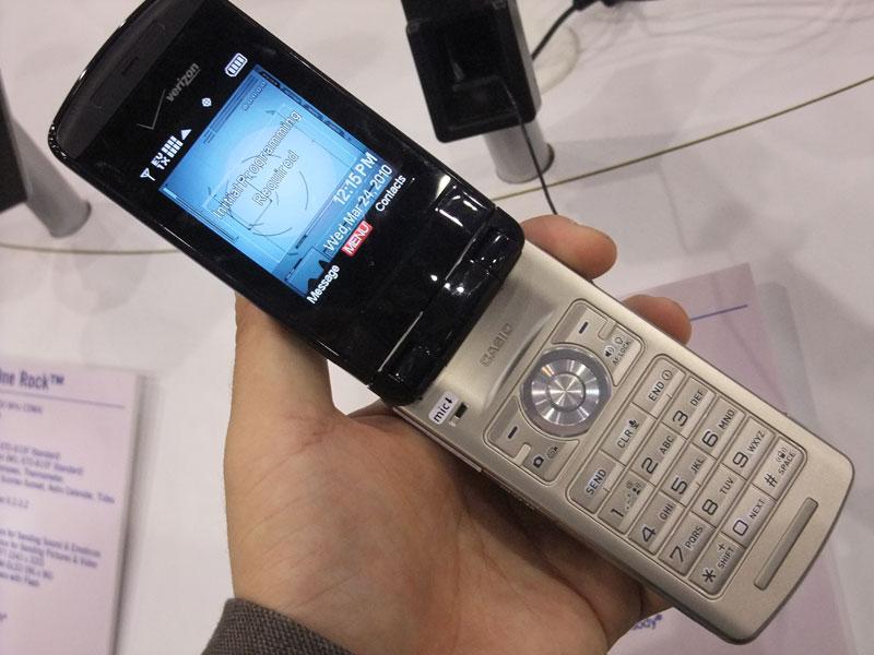 EXILIM Phone C721