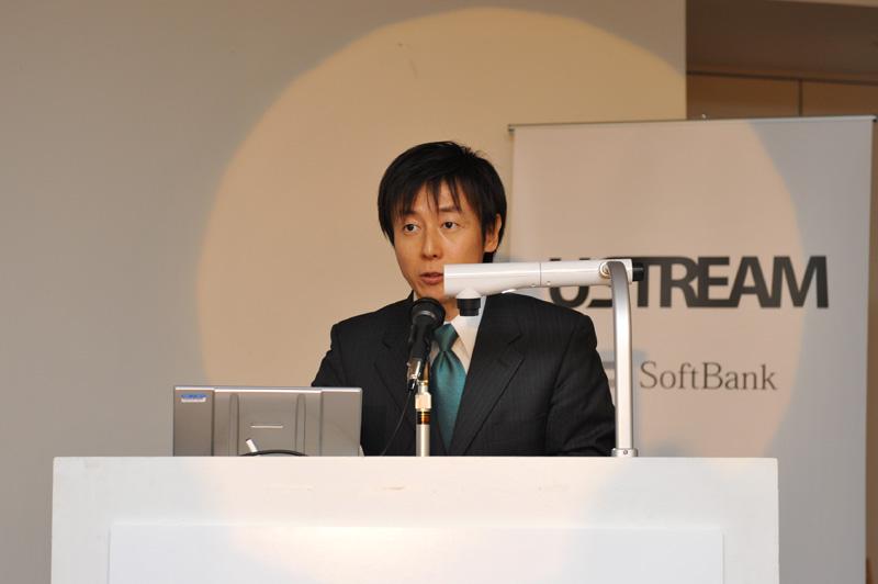 サイボウズ 代表取締役社長の青野慶久氏