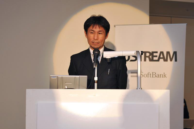 サイボウズ SMB戦略部 部長の野水克也氏