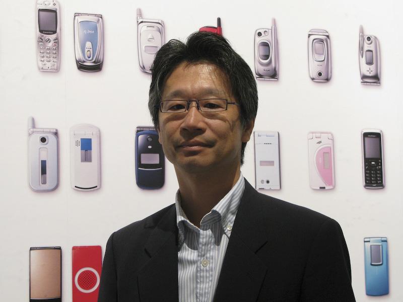 NTTドコモの永田清人部長