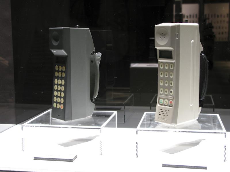 TZ-802B(右)とTZ-803B(左)