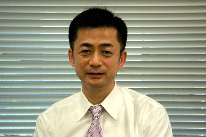 NTTソルマーレの大橋氏