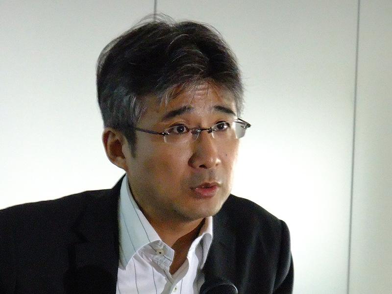 JR東日本WBの田村氏