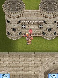 「攻城戦」序盤の外壁マップ