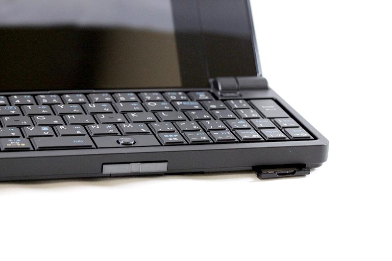 メモリーカードスロット(microSDカード)