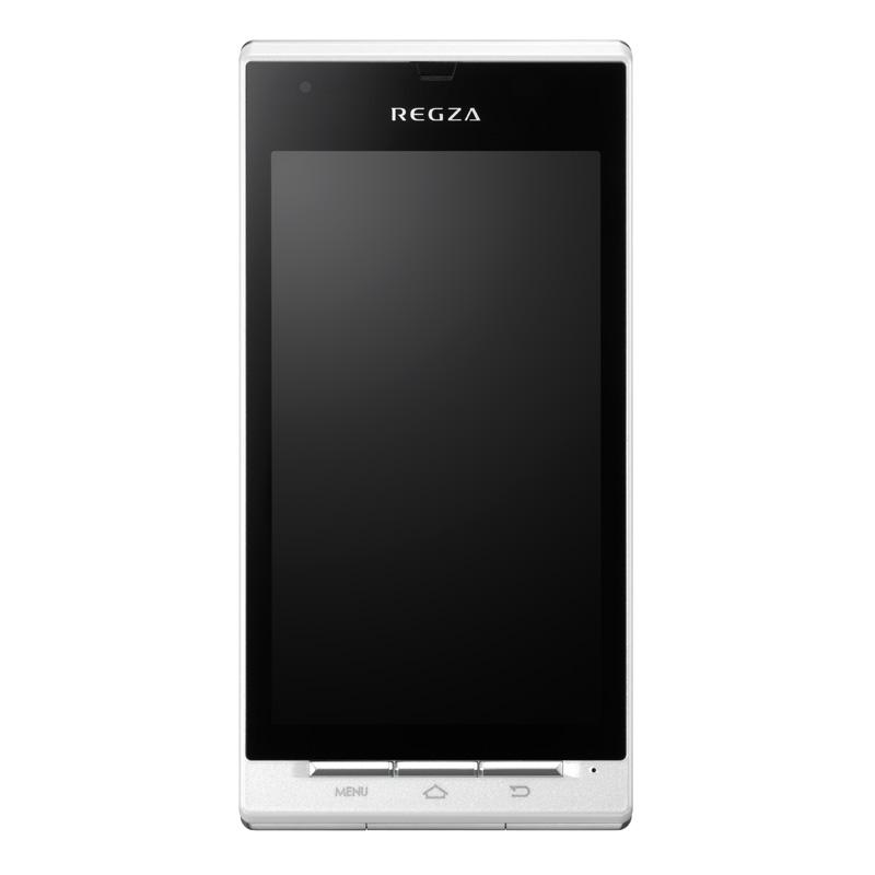 REGZA Phone IS04 ホワイト