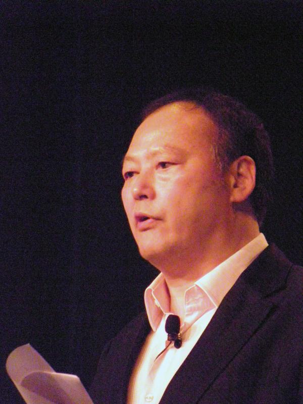 HTC CEO ピーター・チョウ氏