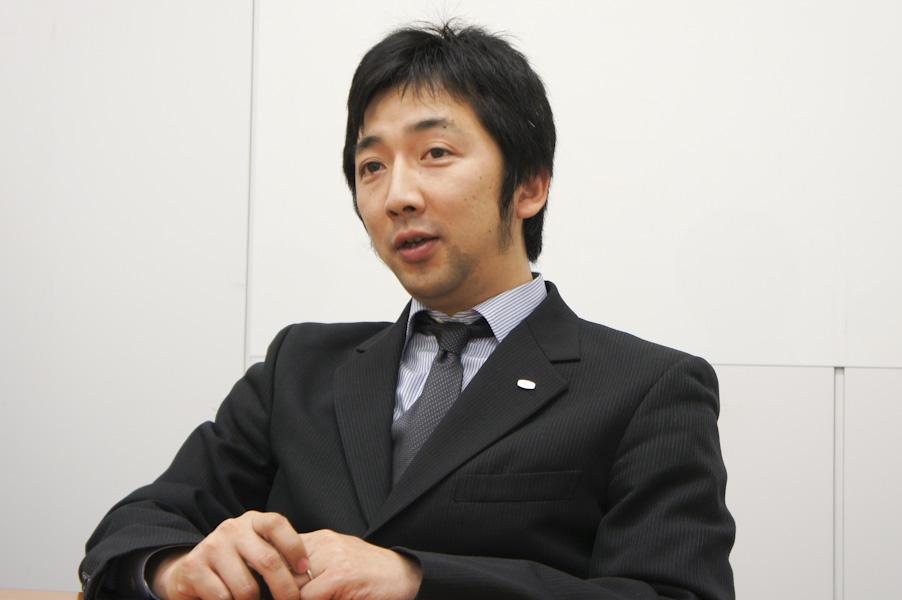 富士通東芝の吉崎氏