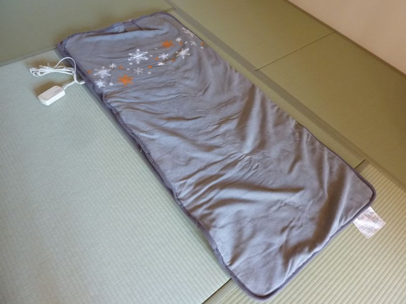 畳一畳より長く狭いサイズの「おひとりさまっと」