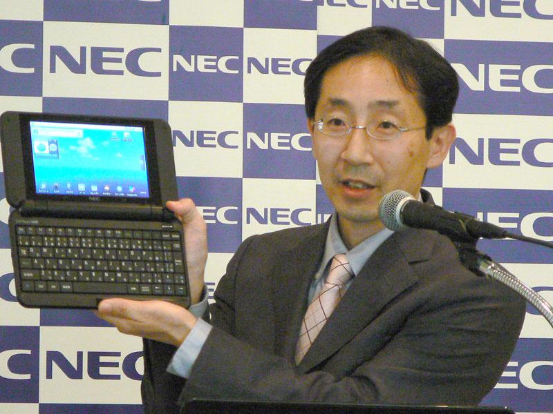 NECの渡邊氏