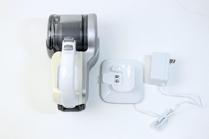 本体と充電器