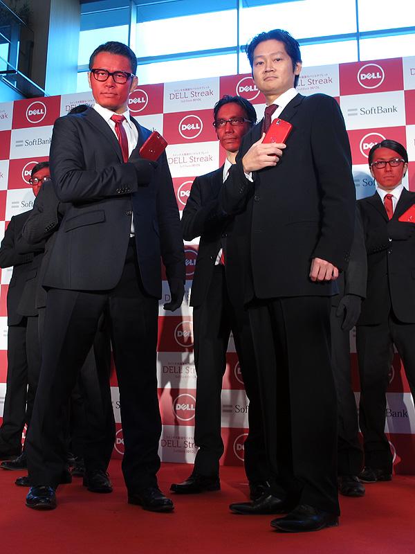 須藤元気率いるWORLD ORDERと、デルの原田氏