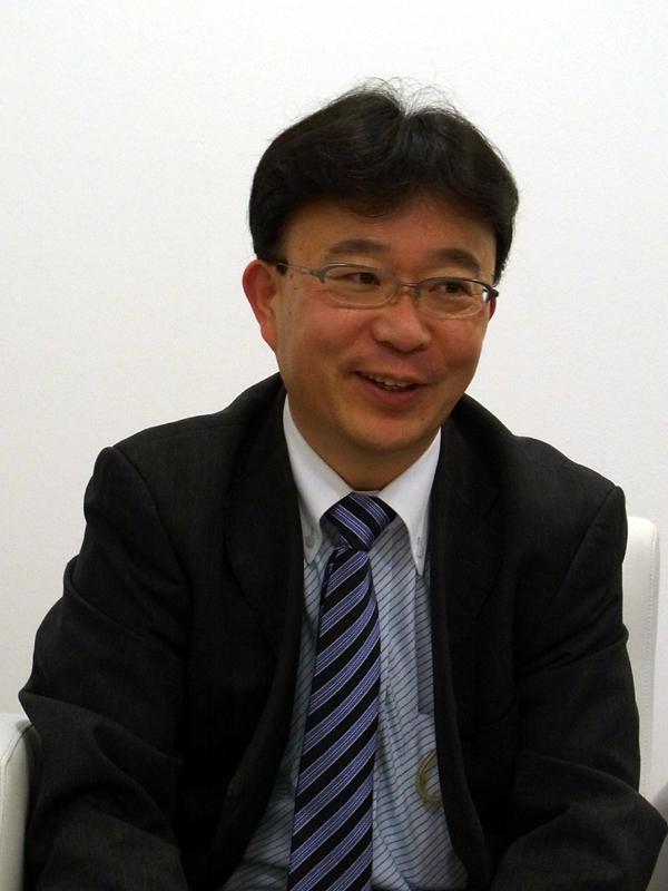 NTTドコモ フロンティアサービス部 おサイフケータイ事業推進 NFC推進担当課長 市川剛氏