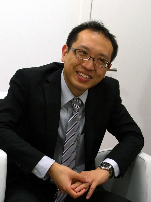 NTTドコモ フロンティアサービス部 おサイフケータイ事業推進 NFC推進担当 モリキョシ氏