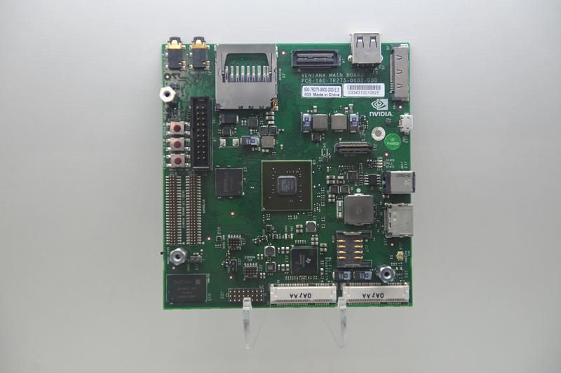 NVIDIAのTegra 2リファレンスボード
