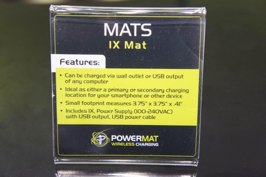 1X Matのスペック