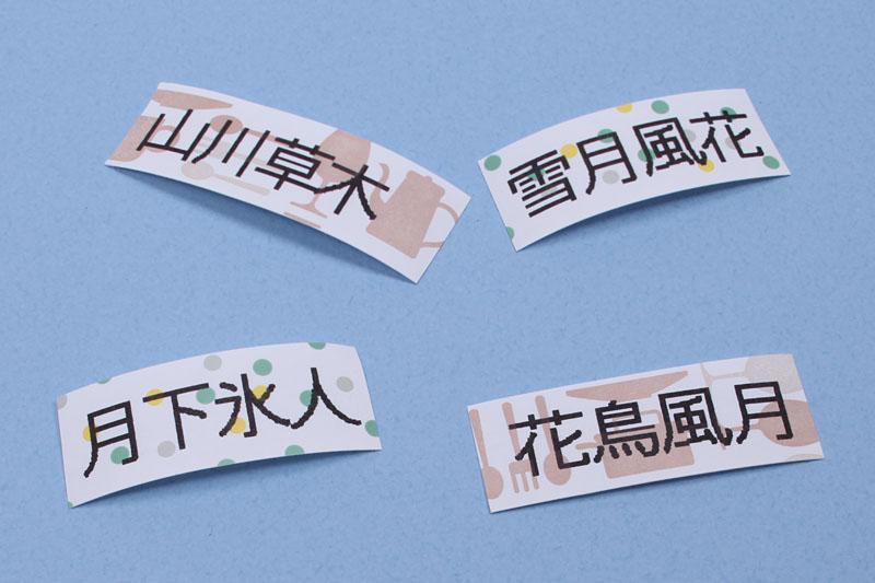 漢字変換は低性能だが使えるレベル。ただし漢字はスタンダートと呼ばれるカワイゲもユルサもないフォントでしか印刷できない。微妙に残念かも