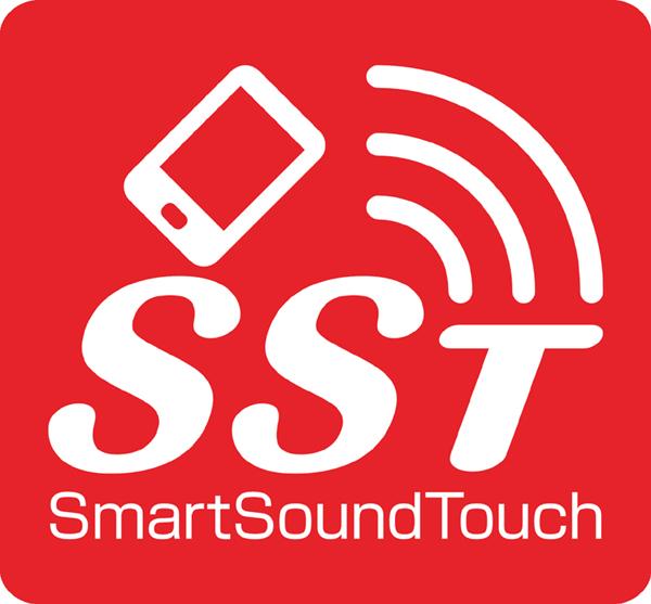 スマート・サウンド・タッチのロゴマーク