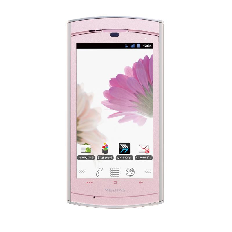 「MEDIAS WP N-06C」Premium Rose
