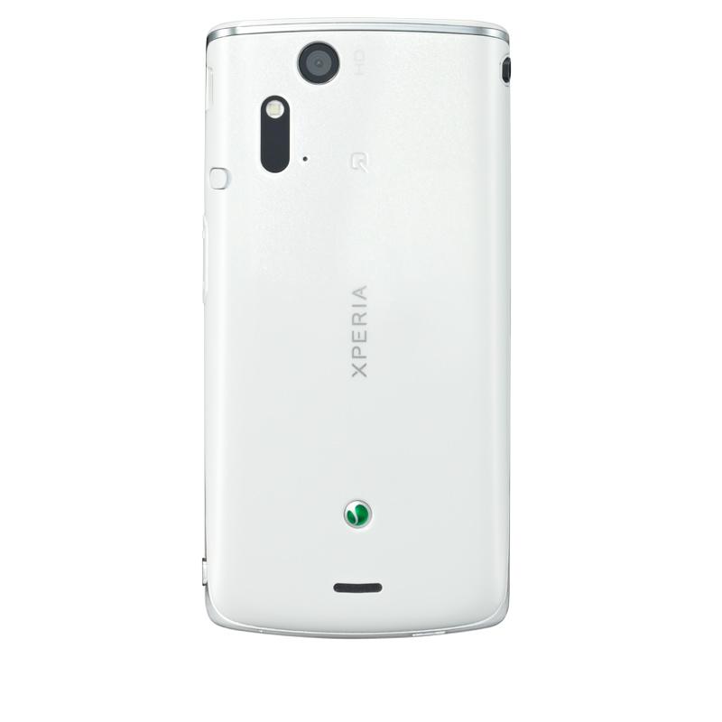 「Xperia acro SO-02C」White