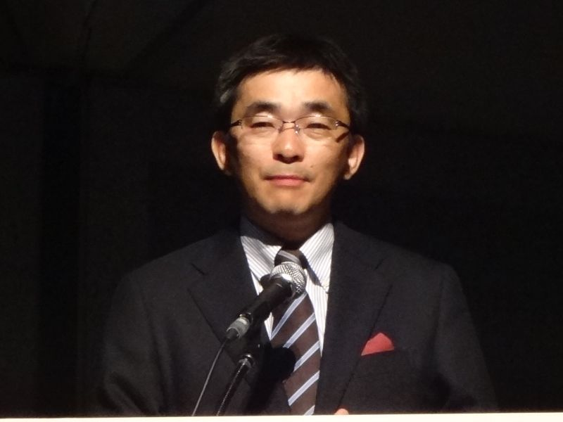KDDI高橋氏
