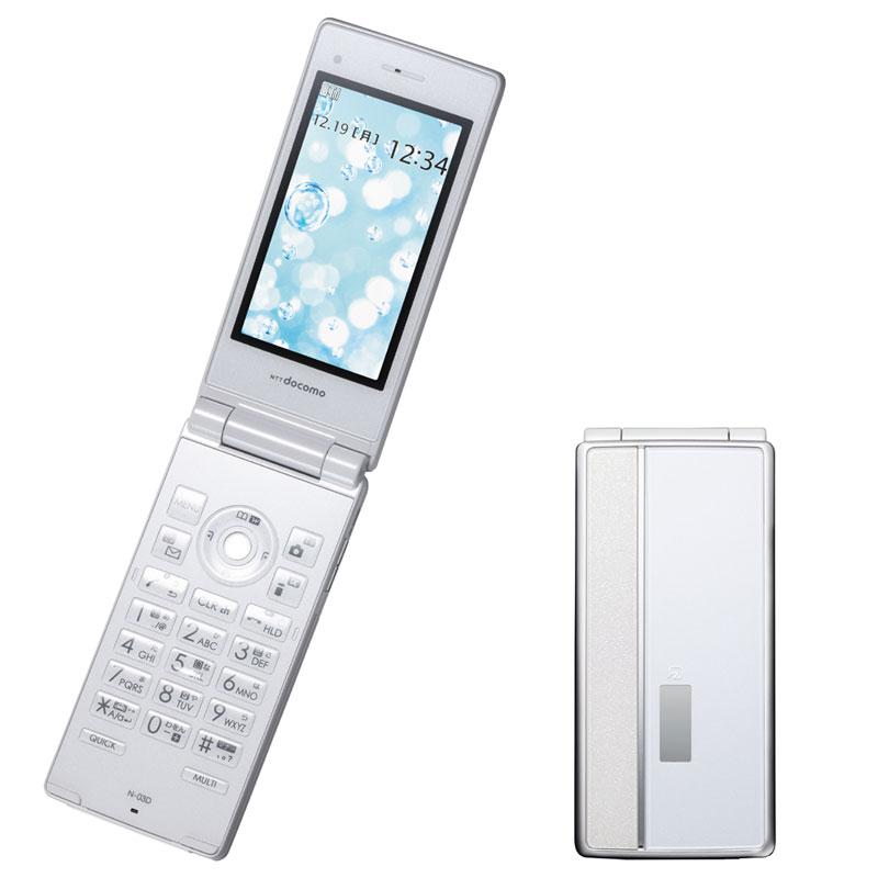 N-03D(White)