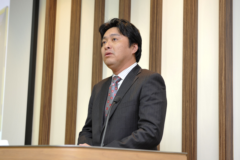 日本マイクロソフトの横井氏