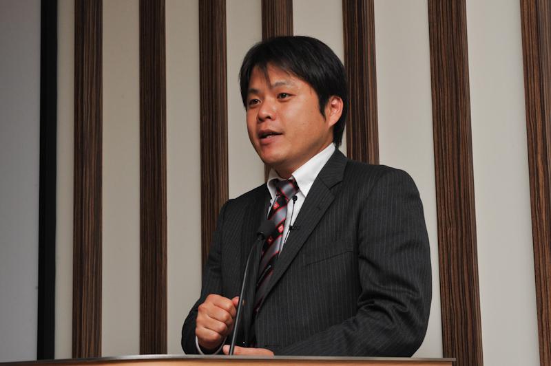 日本マイクロソフトの松田氏