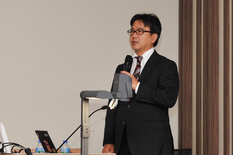 日本マイクロソフトの中島氏