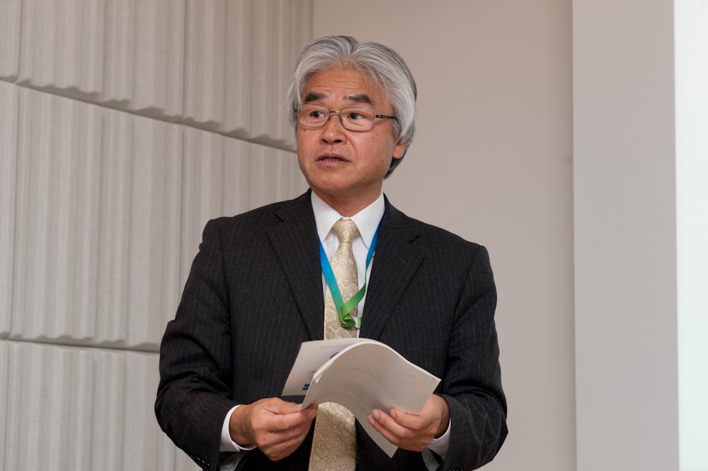 エリクソン・ジャパン CTOの藤岡雅宣氏