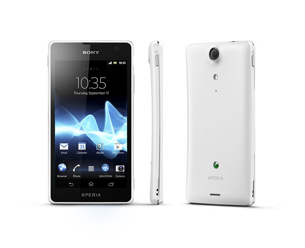 Xperia GX(White)