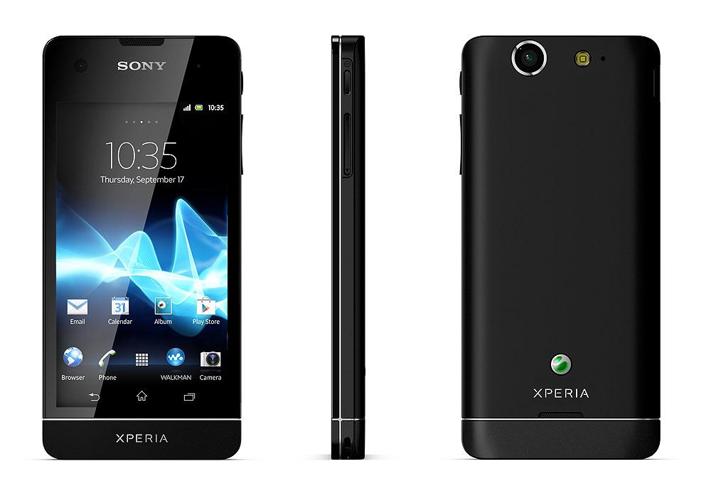 Xperia SX(Black)